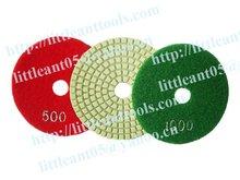 diamond flexible wet polishing floor pads for marble/diamond resin bond polishing pads