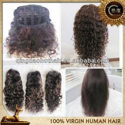 Sealer of china natural hair weft best prcie remy hair weft sealer