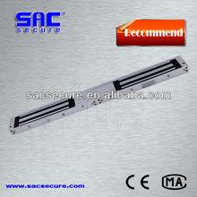 hot selling double door aluminum material luxury locks SAC-M280D(LED)
