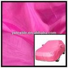 190T hangzhou taffeta fabric textile for car cover material