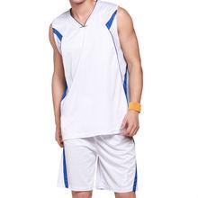 OEM service basketball team uniform cheap basketball wear