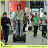 Auto balancing electric chariot personal transporter
