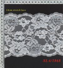 2012 fashion stretch lace