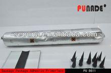 car windshield repair , moisture proof, fast cure polyurethane PU windshield adhesive/sealant/glue, primerless