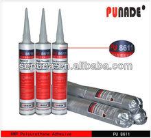 high shear strength,elasticity,moisture proof, fast cure polyurethane PU windscreen auto glass adhesive/sealant/glue, primerless