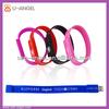 Shenzhen factory wholesale USB flash drives,gift promotional bracelet wristband 1gb USB flash disk