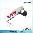 Custom Shaped Truck USB Flash Disk /4GB USB 2.0