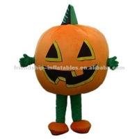 party pumpkin mascot costume