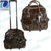polyester/businesssuitcase/ fation2013 travelling bag
