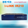 ilink IR210 hd with DV OUT digital fta satellite receiver for north america satellite TV box
