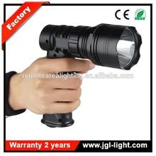 Model JG-T61-LA super bright police led flashlight