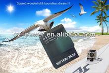 HOT!! Digital Camera Battery AHDBT-201 AHDBT-301 for Gopro HERO 3 3+