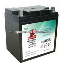 emergency light battery 12v 24ah back up UPS battery