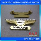 Metal Eagle Sculptures Badges/Pilot Pin Badges
