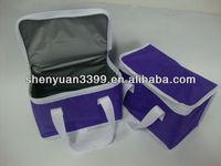 Custom design baby milk bottle cooler bag for Abbott good quality cooler bag