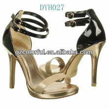 girls sexy dress high heel sandal shoes