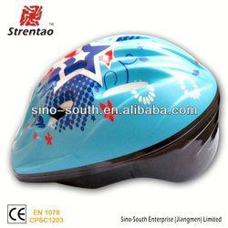 skateboard kids bicycle helmet with CE EN1078