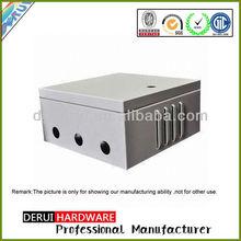 Steel Sheet metal Powder coating electric boxs