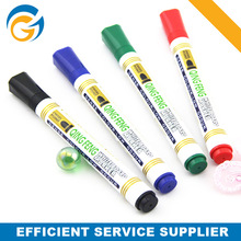 Whiteboard Marker Pen with Cubic Cap