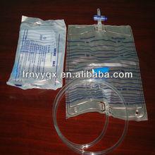 plastic urine bag 2000ml