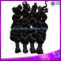 Virgin Remy Hair Bulk Loose wave Fashion Hair Nets