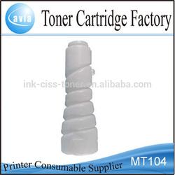 copier toner compatible for minolta 104b toner cartridge