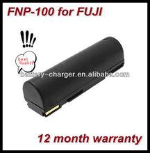 Shenzhen supplier camera battery for Fujifilm NP-100
