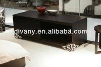 Italian modern solid wood TV cabinet (LS-520)