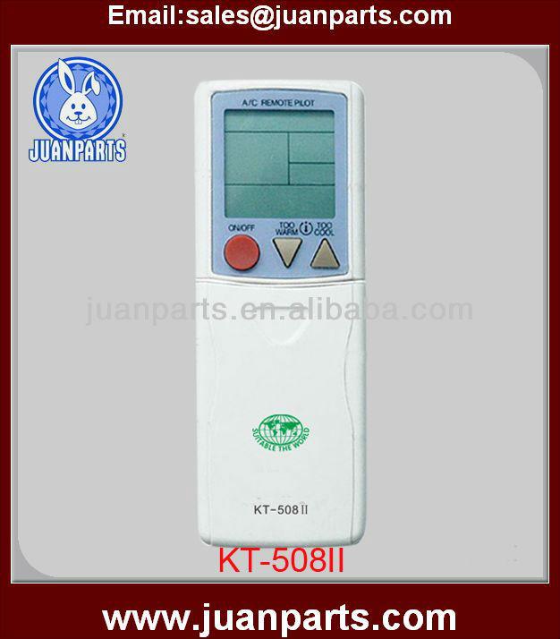 Kt-508ii ar condicionado controle remoto universal