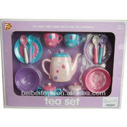 Kids Plastic Tea Sets