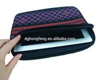 14 inch soft SBR laptop bag Colorful Neoprene sleeve for computer