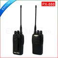 Longo - distância de comunicação de rádio para hotle única banda UHF 6 W 16CH