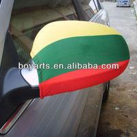 auto mirror flag cover