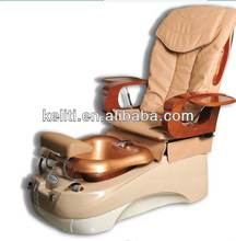PEDICURE SPA CHAIR - PIPELESS JETS, FULL FUNCTION MASSAGE