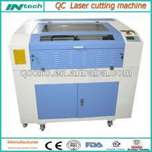 mini 60W 80W 100W 150w Co2 acrylic leathe label cnc hobby diy cutting laser diode price QC1290