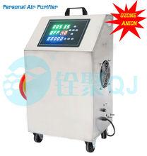 Personal car air purifier/sterilizer/ozonizer/negative ionizer