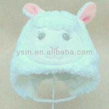 baby's polar fleece animal hats
