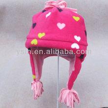 cute polar fleece baby hat wholesale