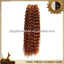 2013New arrival virgin remy hair dark ash blonde hair