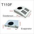 Van freezer--- t110f portátil telhado montado unidades de refrigeração