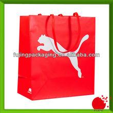 Custom brand shopping bags factory