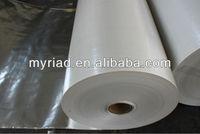 foil woven packaging material,single side foil radiant barrier,aluminum foil insulation
