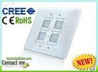 Hot sale CE&ROHS IP65 60-180W Cree leds 120w led gas station lighting fixture