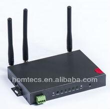 camera surveillance wireless RJ45 3G gprs modem WiFi router for ATM,POS,Kiosk,Vending Machine H50series