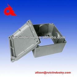 China supplier custom die cast aluminum tool box