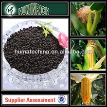 Urea Humic Acid Nature Safe Organic Fertilizer on Maize