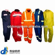 China technical TC & 100% cotton construction oil field work garment