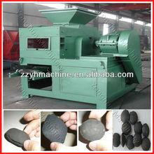 Yonghua CE black coal briquette machine carbon powder briquette making machine price