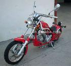 125cc mini chopper (TKM50E-B)