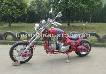 125cc mini chopper (TKM50E-D)